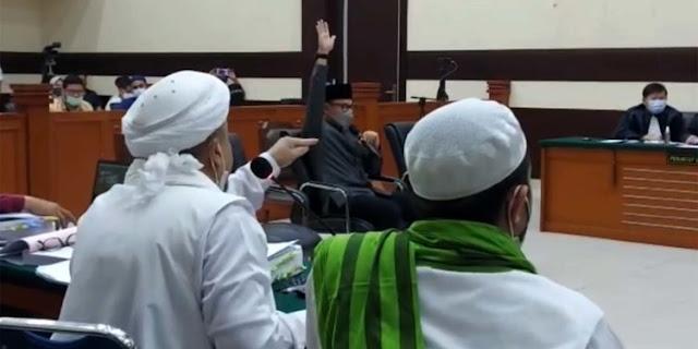 Singgung Dukungan untuk Bima Arya Jadi Walkot Bogor, HRS Sesalkan Kenapa Pakai Jalur Hukum