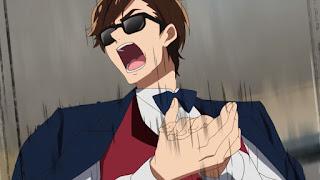 Kotaro Tatsumi - Zombieland Saga annoying talent manager dude