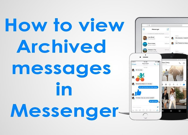 See Archived Messages On Messenger App Android