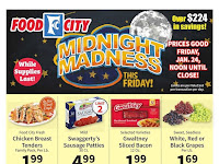 Food City Weekly Sale January 29 - February 4, 2020