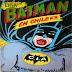 Ponencia de Daniel Rojas Pachas sobre Batman en Chile (Enrique Lihn) congreso Orden de lo Fantástico (Lima)
