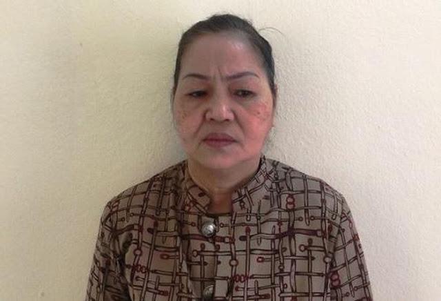 """""""Siêu lừa"""" Mai Thùy Linh."""