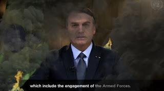 Caixa desmente Bolsonaro no dia do discurso na Assembleia da ONU