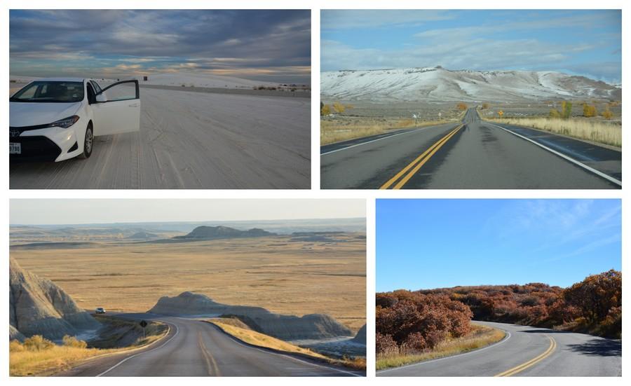 road trip USA et parcs nationaux