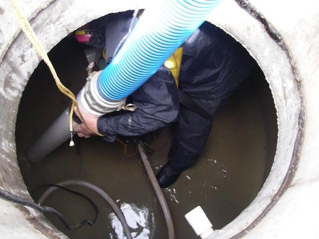 عمال تنظيف خزانات بضرما