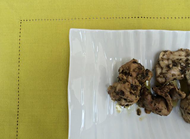 receta casera conejo finas hierbas