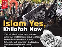 ISLAM YES, KHILAFAH NOW