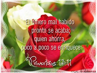 proverbios 13:11