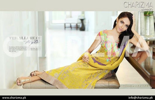 Latest Trend Of Lawn Dresses For Eid-Ul-Fitr 2014