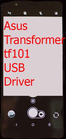 Asus Transformer tf101 USB Driver