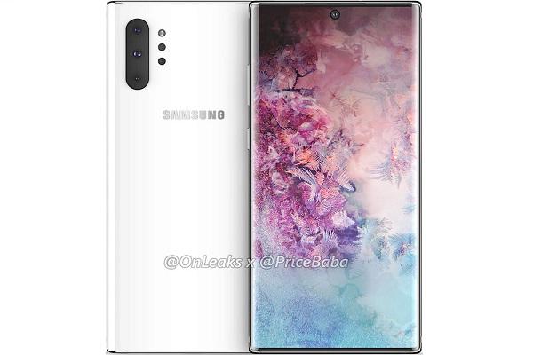 الكشف عن موعد إطلاق هاتف Galaxy Note 10