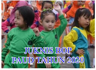 Juknis BOP PAUD 2020 (Permendikbud No 13 Tahun 2020)