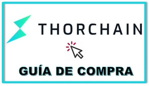 Cómo Comprar Criptomoneda THORCHAIN (RUNE) Tutorial Español Paso a Paso
