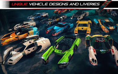 Game Rival Gears Racing Android