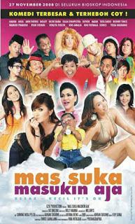 Download Film Mas Suka Masukin Aja (2008) DVDRip 720p Full Movie