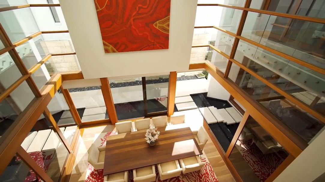 27 Interior Design Photos vs. 17 Southern Cross Dr, Surfers Paradise Luxury Home Tour