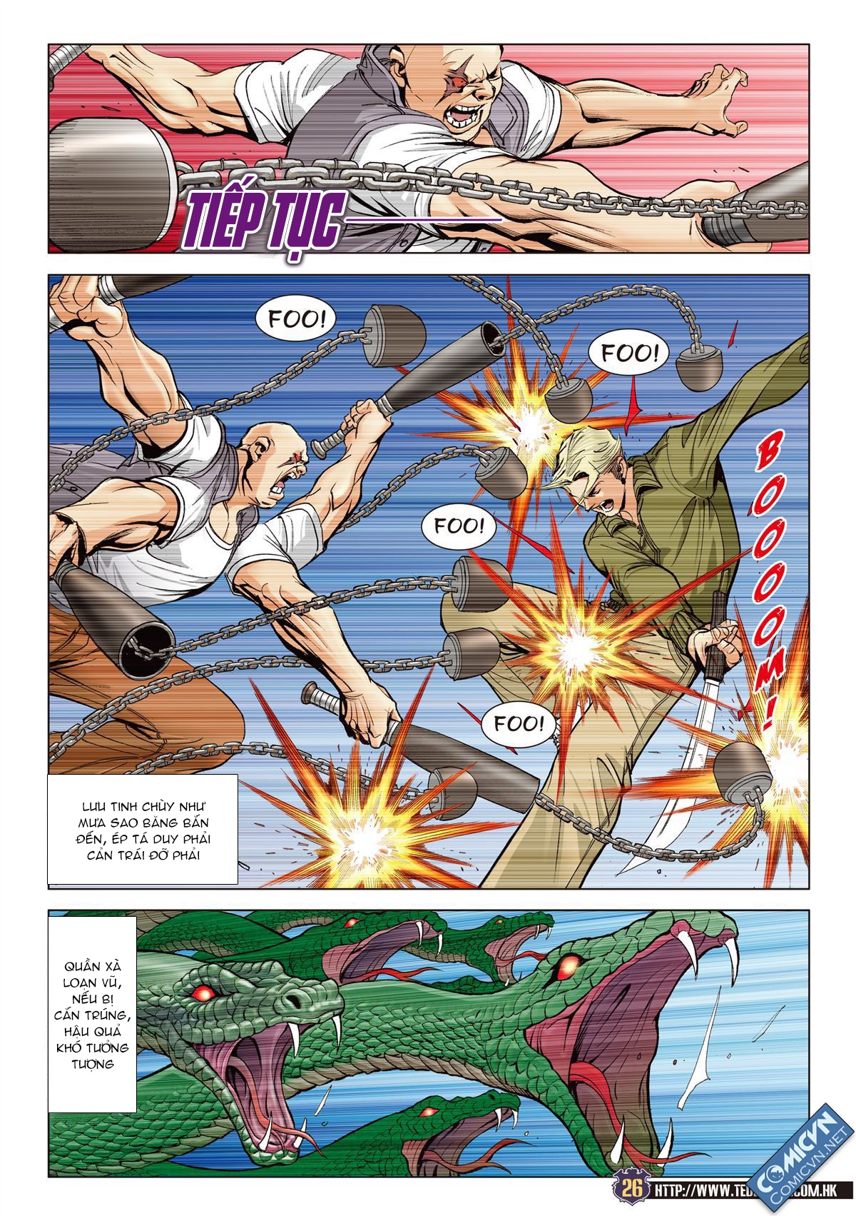Người Trong Giang Hồ chapter 2078: tranh bảng xếp hạng trang 24