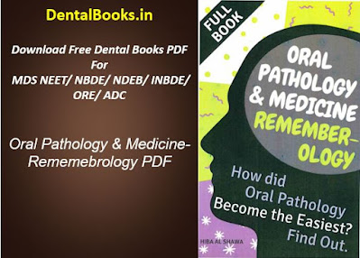 Oral Pathology & Medicine-Rememebrology PDF