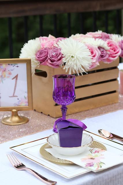 Romantic Garden Wedding Tacoma WA AK Party Studio