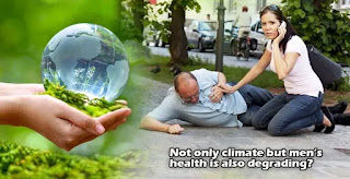 Not only climate but men's health is also degrading in 21st century?See here! • Success City