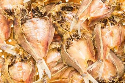 Proses dan Jenis Ikan Asin yang Paling Banyak Dikonsumsi