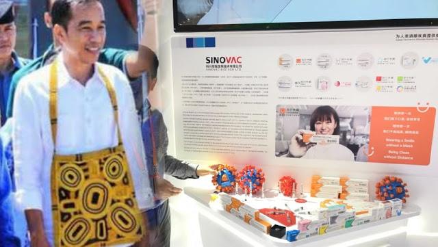 Belum Terbukti Manjur, Indonesia Pembeli Terbanyak Vaksin China Sinovac