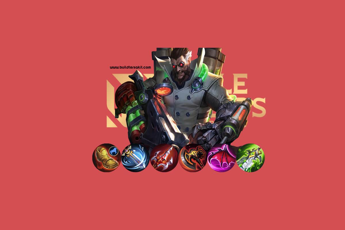 Build Roger Tersakit dan Terkuat 2021 Mobile Legends