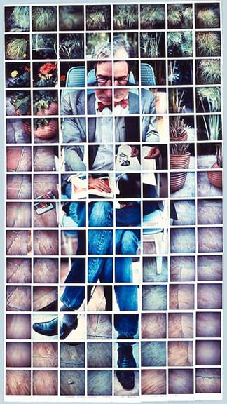 El Efecto Muybridge El Fragmento Y La Mirada Hockney