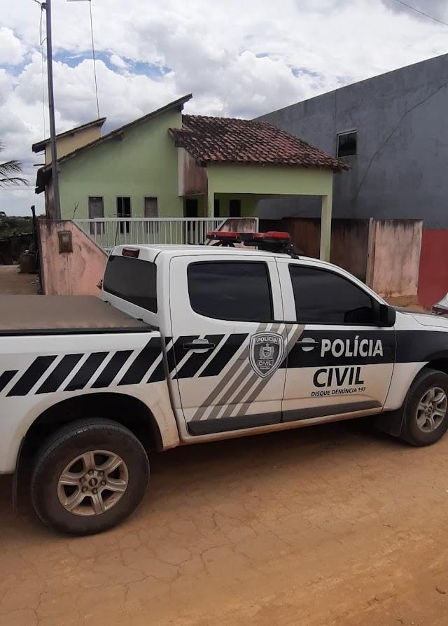 Acusado de homicídio é preso em Solânea/PB