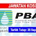 Job Vacancy at Perbadanan Bekalan Air Pulau Pinang (PBA)