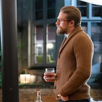 charlie hunnam's sweater