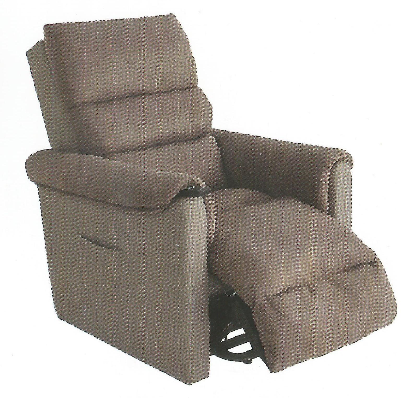 Reclinable sentadas el piernas en inquietas sillón