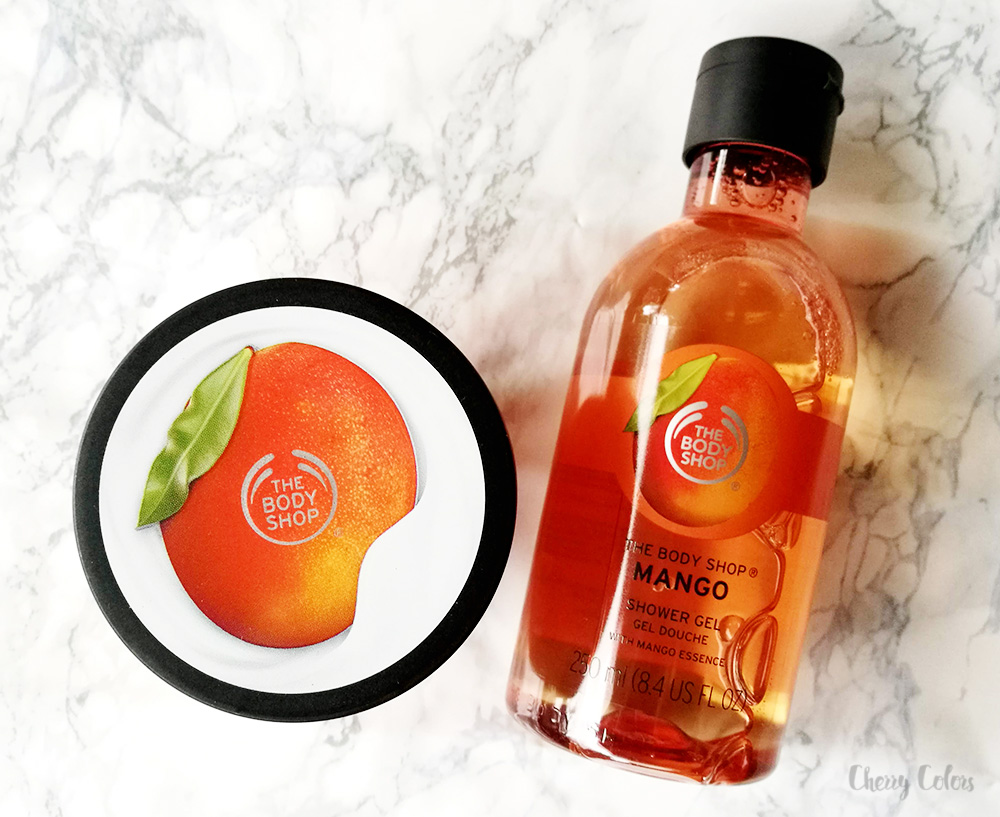 The Body Shop Mango