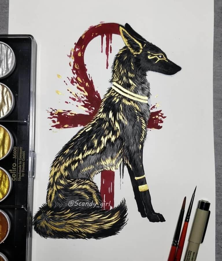 04-Jackal-Anubis-Jonna-Hyttinen-www-designstack-co