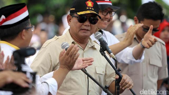 Prabowo: Kirim Bantuan ke Rohingya itu Hanya Pencitraan Semata