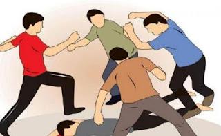 Ikut Polisi Bubarkan Balap Liar di Bone, Pemuda Ini Malah Jadi Korban Penganiayaan
