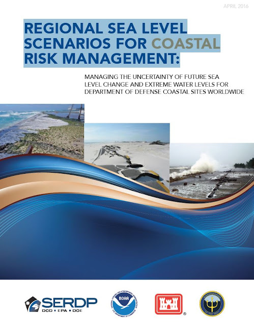 DoD Report on Regional Sea Level Scenarios for Coastal Risk Management