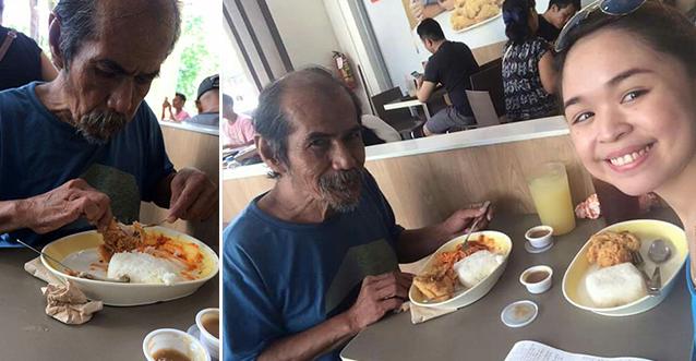 Isang pulubi na magaling mag-English, dati pala itong Professor ng Ateneo at sa UP