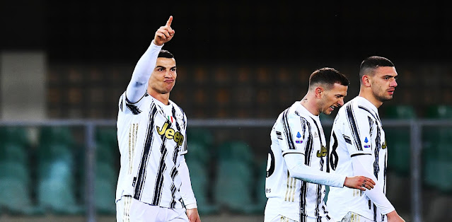 Hellas Verona vs Juventus – Highlights