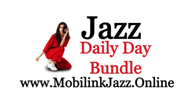 Jazz Day Bundle Call Packages | Updated 2021 | Mobilink