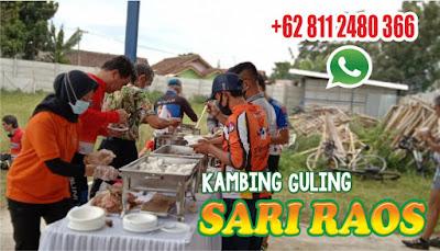 Live Barbeque ~ Kambing Guling Sari Raos Bandung