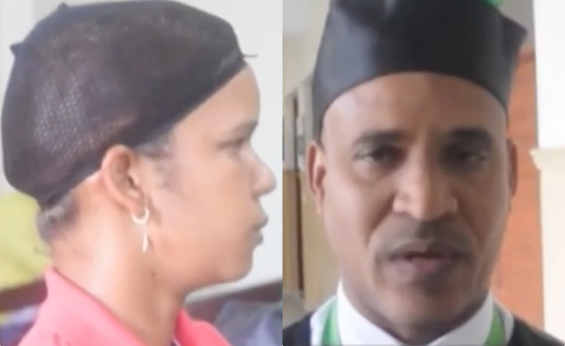 Video: Dos años de prisión contra mujer que mató a su pareja en Las Guáranas