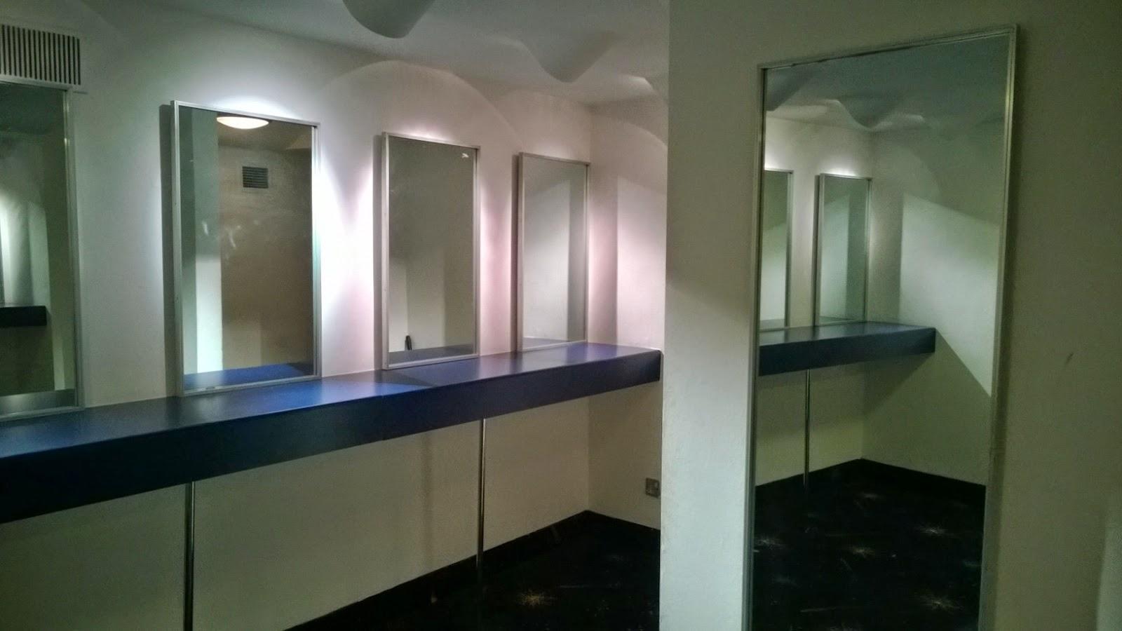 public toilets london