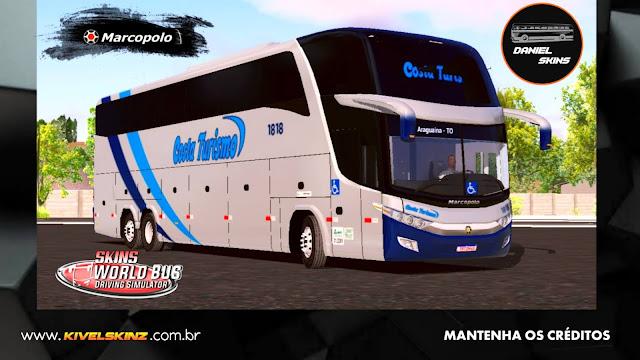 PARADISO G7 1600 LD - VIAÇÃO COSTA TURISMO