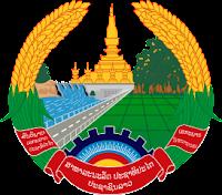 Lambang Laos