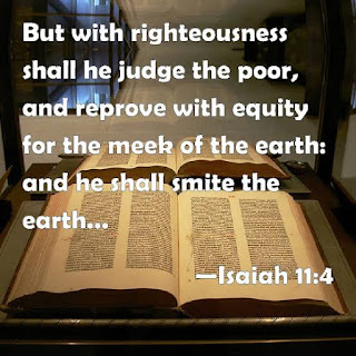Catholic Daily Reading + Reflection, 1 October 2020 - With Righteousness He Will Judge The Poor