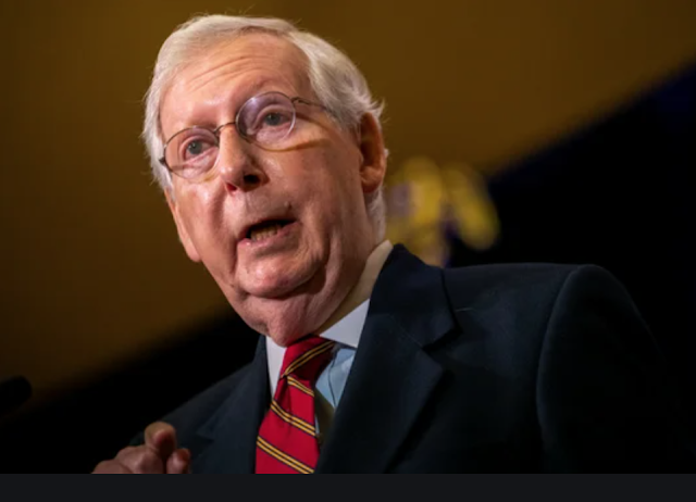 Mitch McConnell: Trump's huge supporter breaks silence on why he congratulated Biden