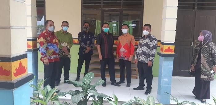 Anggota DPRD Lamsel Usulkan Penambahan RKB SMPN 6 Tanjung Sari