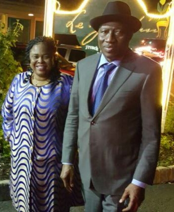 goodluck jonathan in new jersey