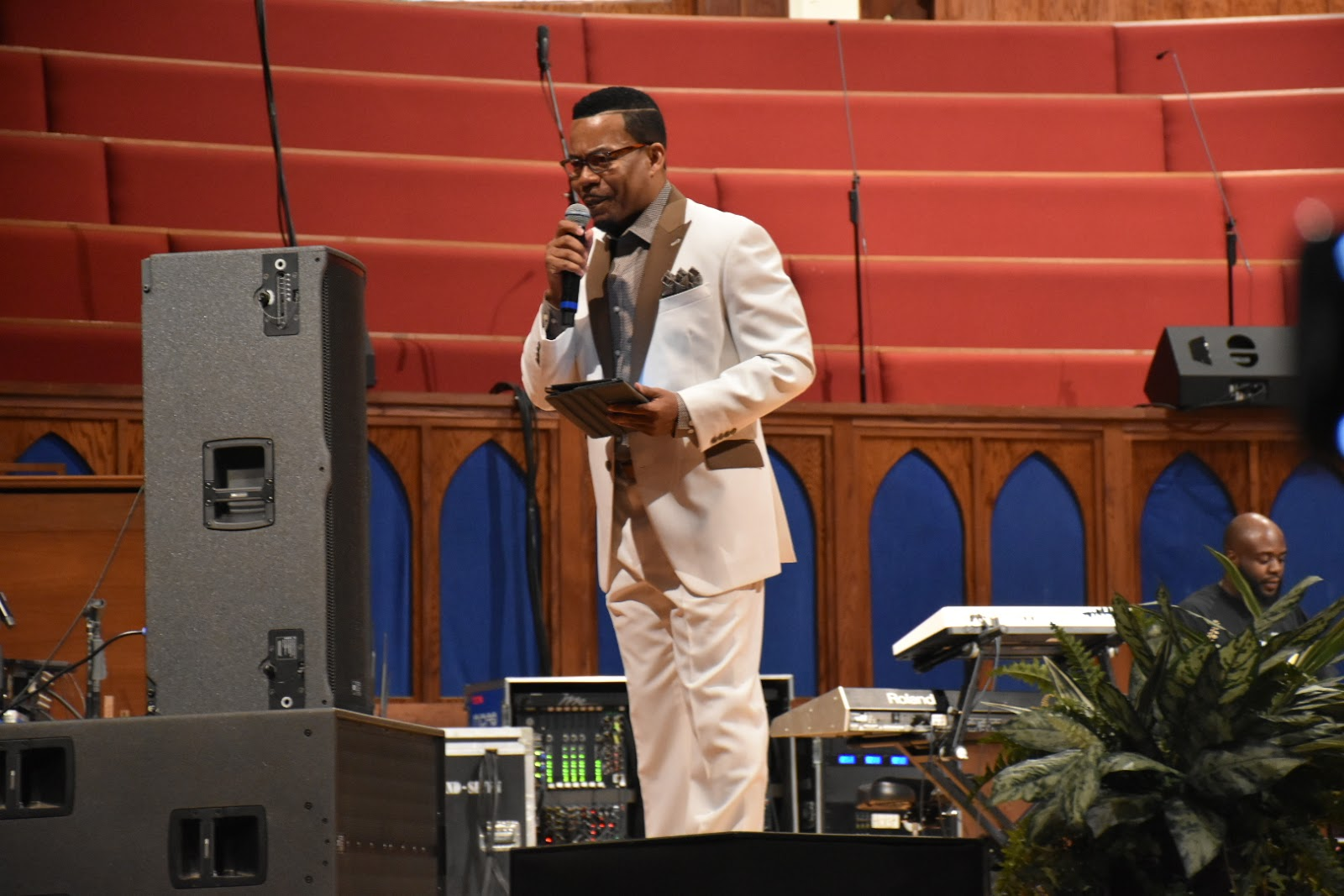 McDonald's Inspiration Celebration Gospel Tour Recap  via  www.productreviewmom.com
